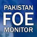 Pakistan FOE Monitor